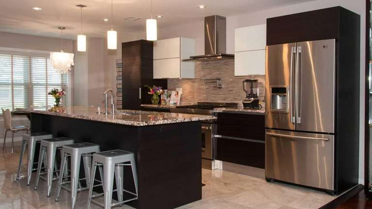 Opening up the kitchen in this Oceanside house