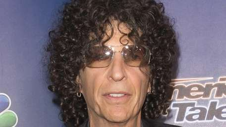 Howard Stern attends the
