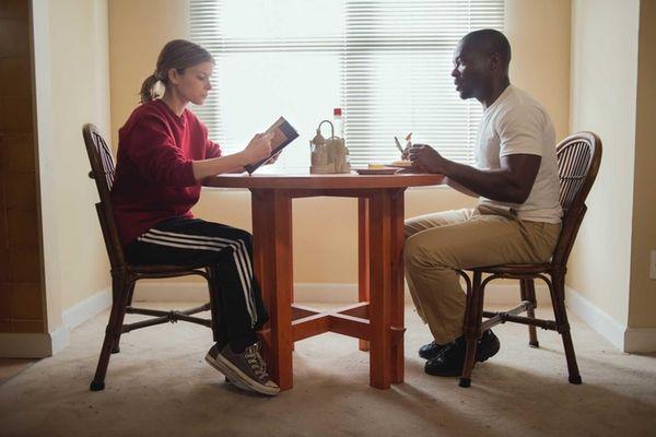 Kate Mara as Ashley Smith and David Oyelowo