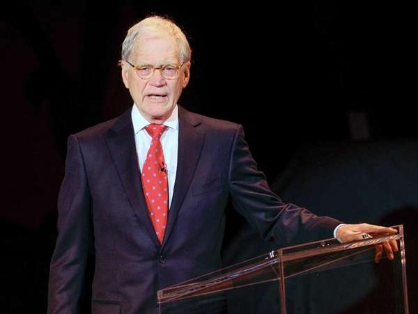 David Letterman speaks! In an interview with Montana-based
