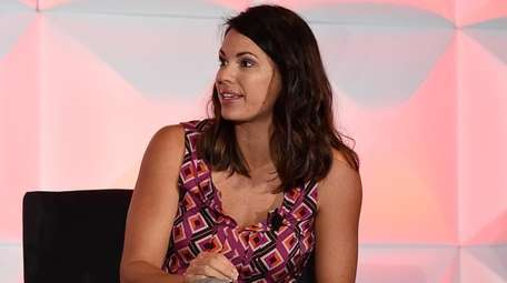 Olympic medalist and ESPN analyst Jessica Mendoza moderates