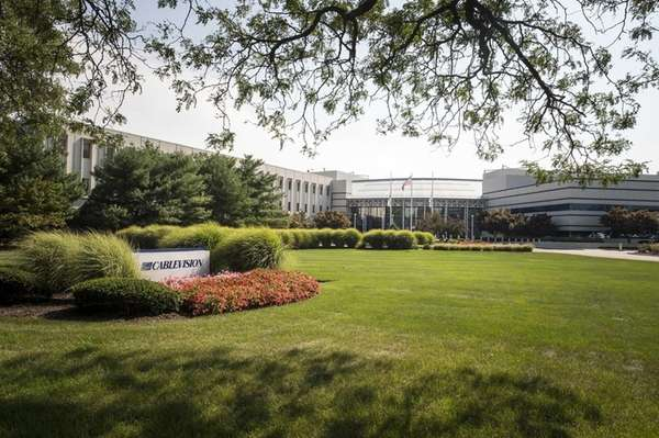 A view of Cablevision headquarters in Bethpage on