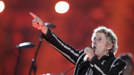Roger Daltrey of The Who has been diagnosed