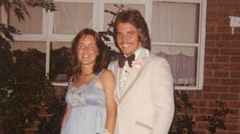 Cathy and Rick Meuser at her senior prom