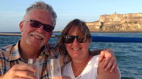 Rick and Cathy Meuser celebrated their 30th anniversary