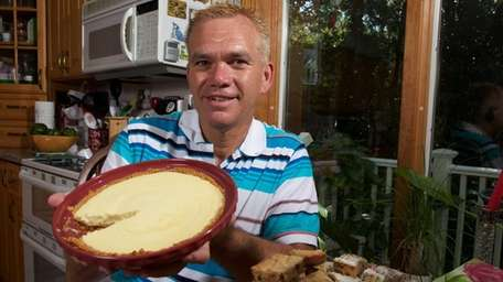 Dave Ryan of Smithtown likes making key lime