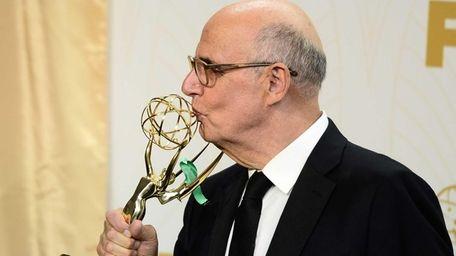 Jeffrey Tambour, winner of the outstanding lead actor