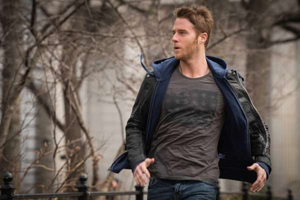 In this image released by CBS, Jake McDorman