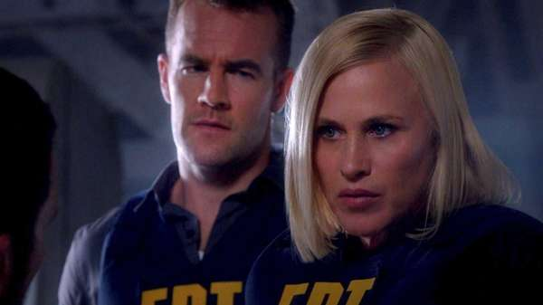 Special agent Avery Ryan and her team of