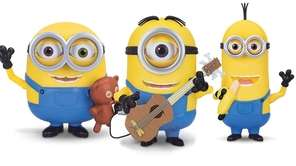 Minions Interactive Action Figures