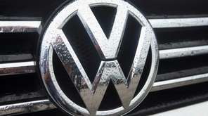 A Volkswagen Passat is offered for sale at