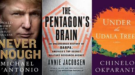 What's new: a Trump bio, an expose of