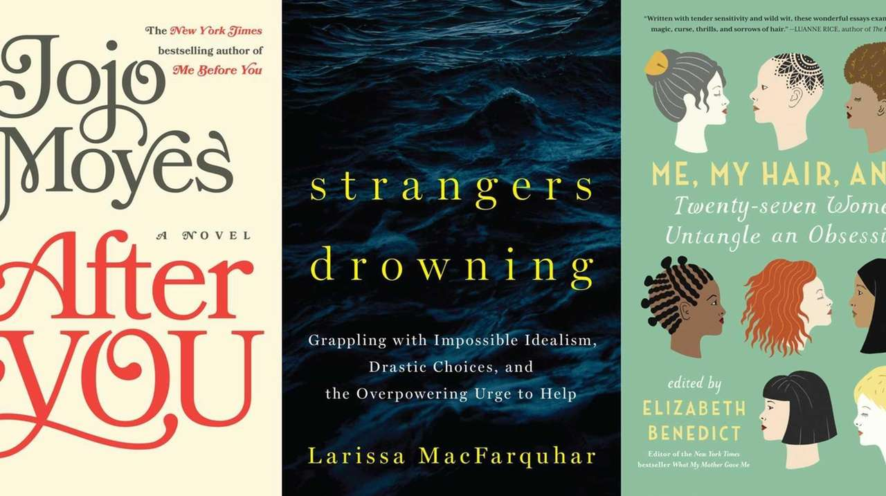 What's new: Books from Jojo Moyes, Larissa MacFarquhar ...