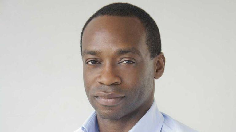 Rowan Ricardo Phillips, whose new book is longlisted