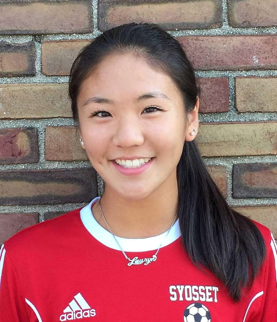 Lauryn Shin is a possession player who advances