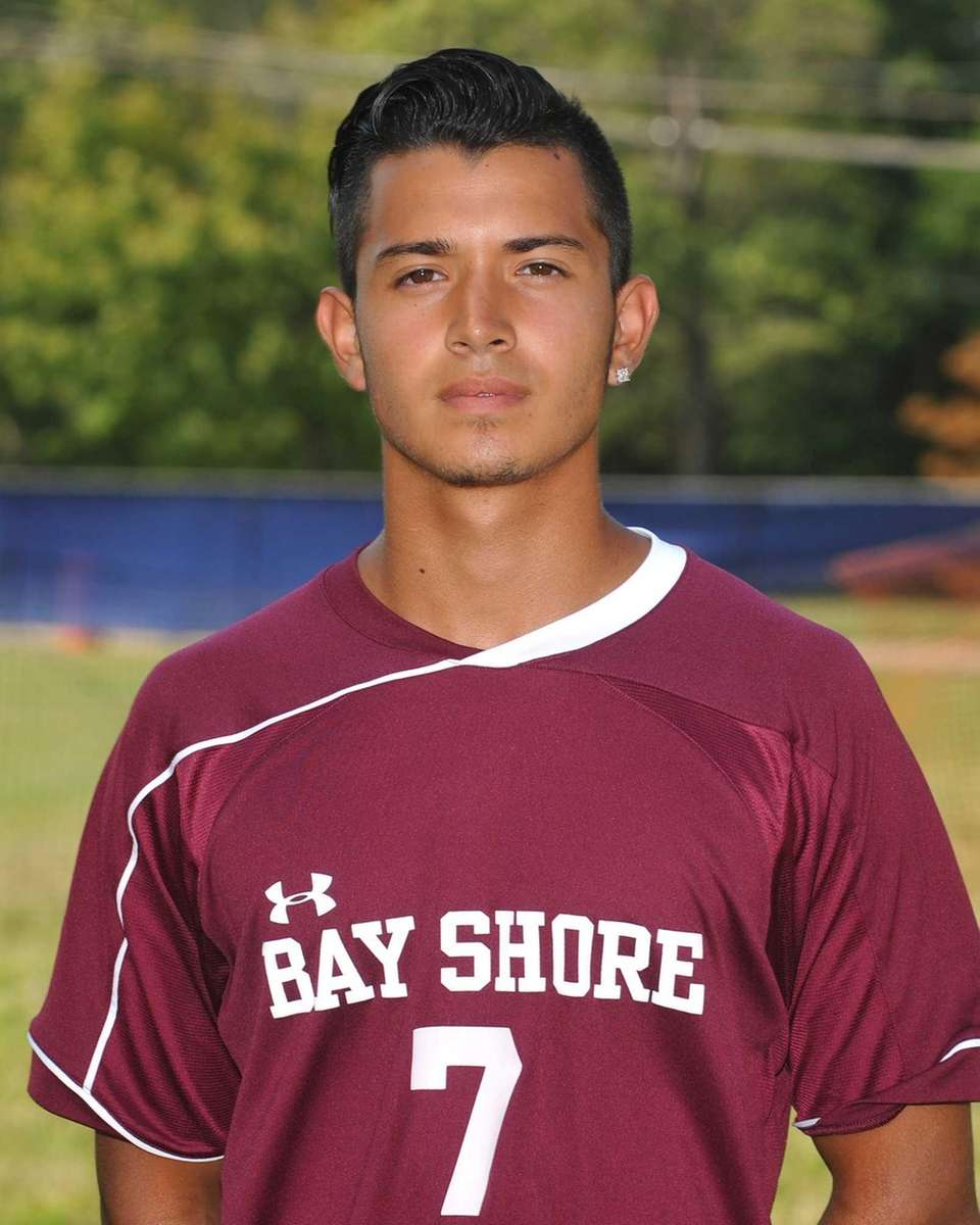 Bay Shore M, 5-8, 155, Junior The strong-dribbling