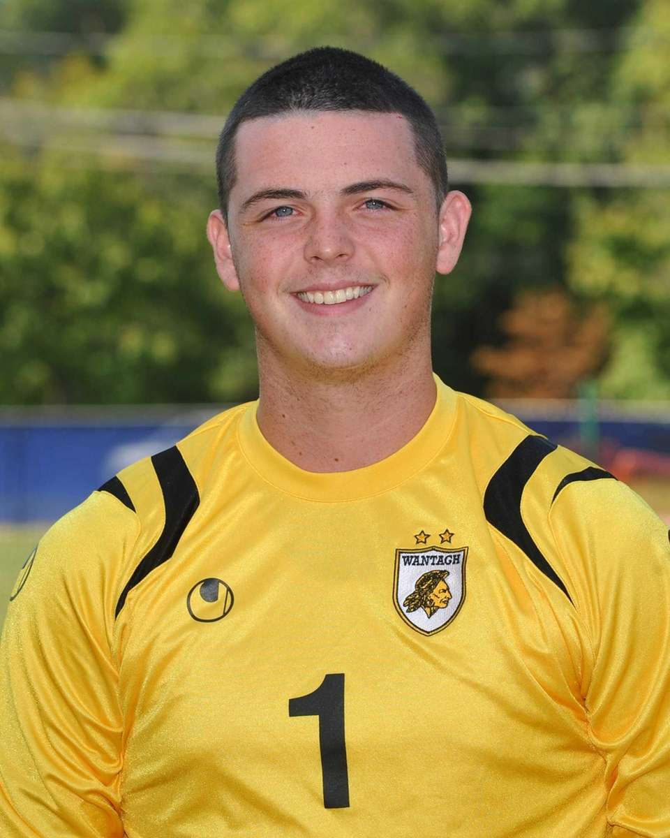 Wantagh GK, 6-3, 200, Senior A baseball standout,