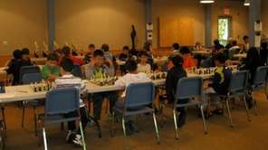 The Ninth Annual Usdan Chess Challenge is scheduled