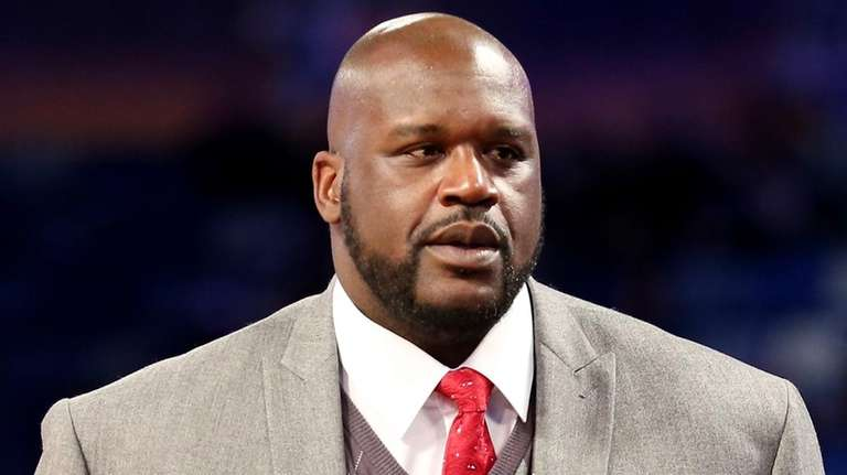 Shaquille O'Neal attends the BBVA Compass Rising Stars