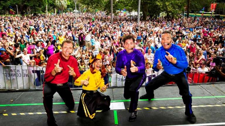 The Wiggles bring their tour to NYCB Theatre