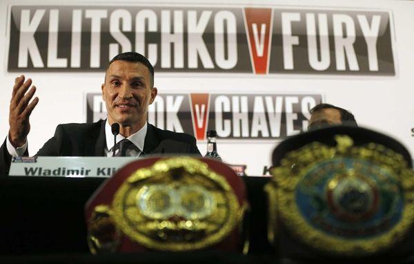 WBA, WBO, IBF, and IBO heavyweight boxer, Wladimir