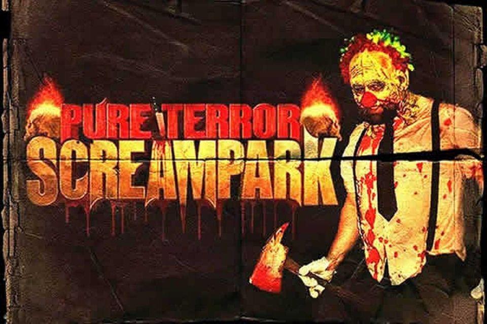 OPEN The Pure Terror Scream Park is open