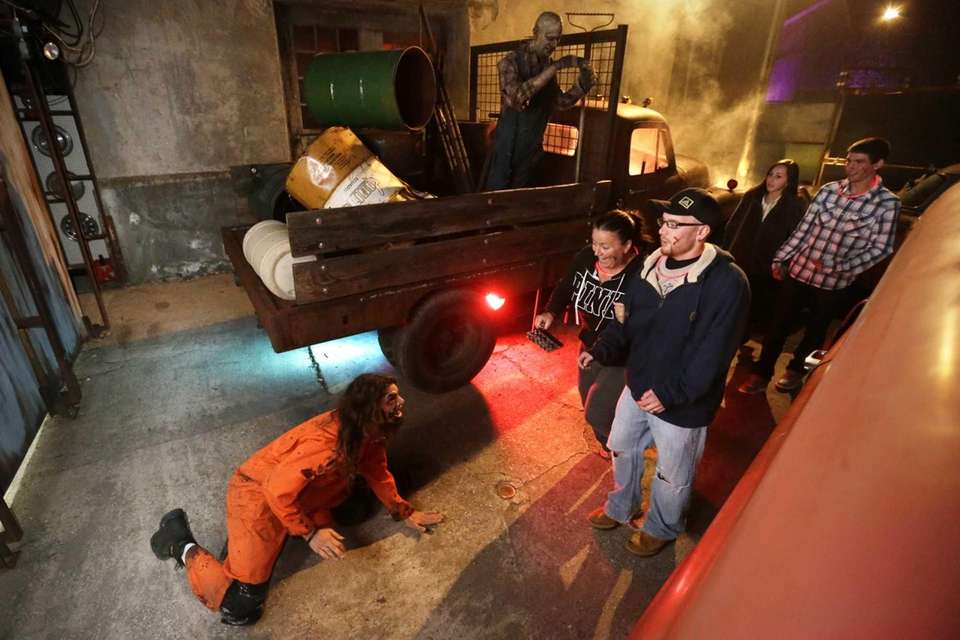 Haunted Attractions Near Long Island And Nyc Newsday