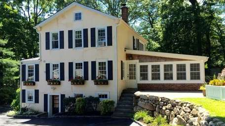 A four-bedroom home in Woodbury, on the market