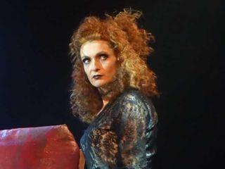Steve McCoy and Suzanne Mason in Theatre Three