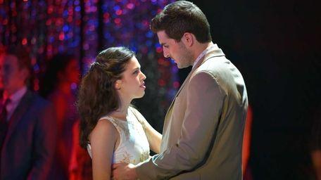 Samantha Williams and Zach Trimmer star in