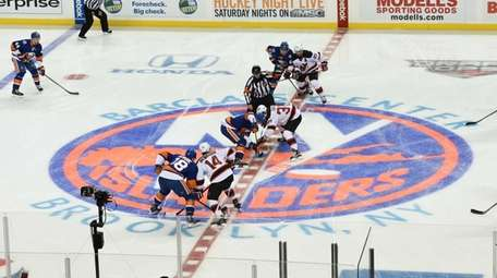 The New York Islanders and the New Jersey