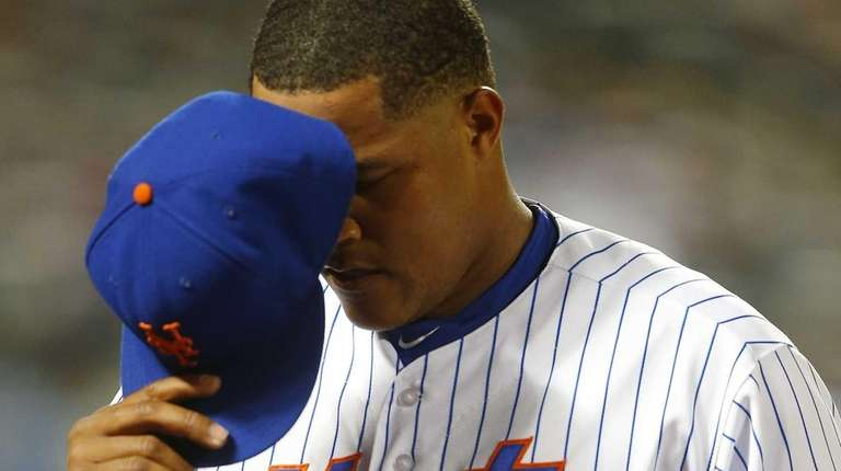 Jeurys Familia #27 of the New York Mets