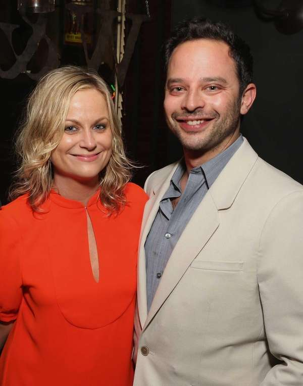 Amy Poehler and Nick Kroll have broken up