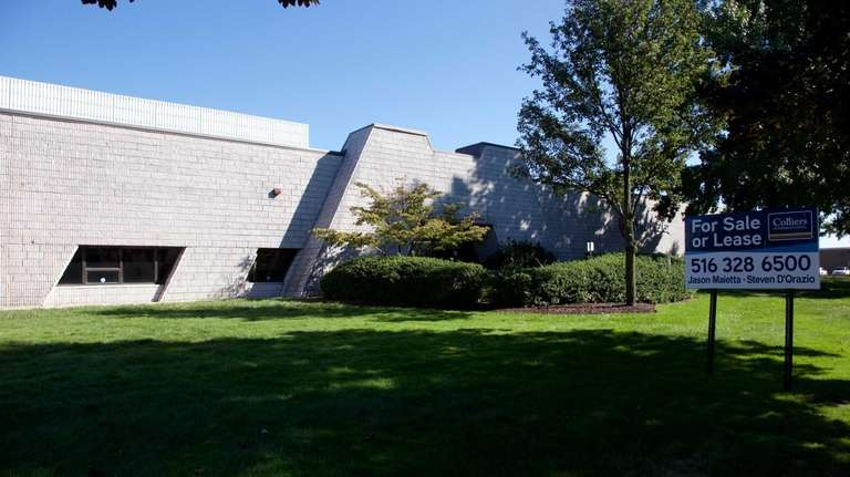 The building at 330 Oser Avenue in Hauppauge