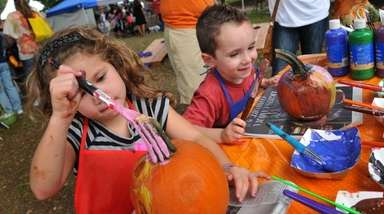 Long Island Fall Festival takes place at Heckscher