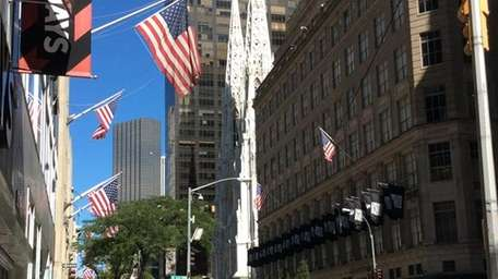 New York waits for Pope Francis' arrival on