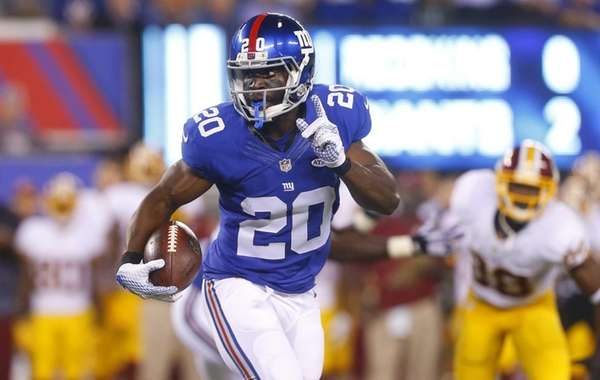 Prince Amukamara #20 of the New York Giants