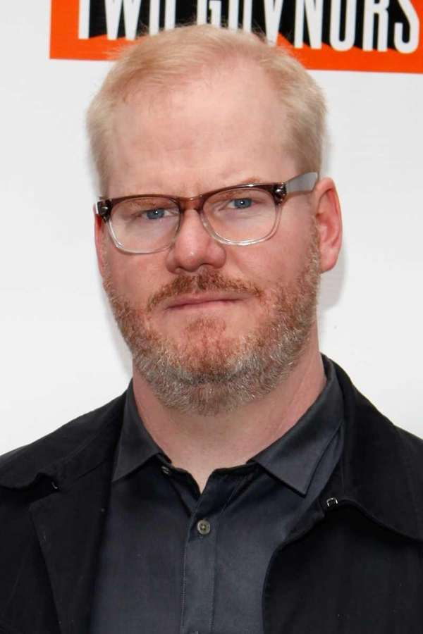Comedian Jim Gaffigan's short-lived CBS show