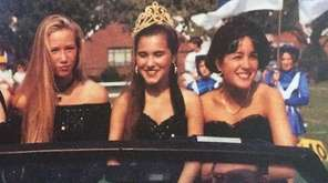 Valley Stream Central High School's 1994-1995 homecoming queen