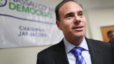 Jay Jacobs won another term as Nassau Democratic