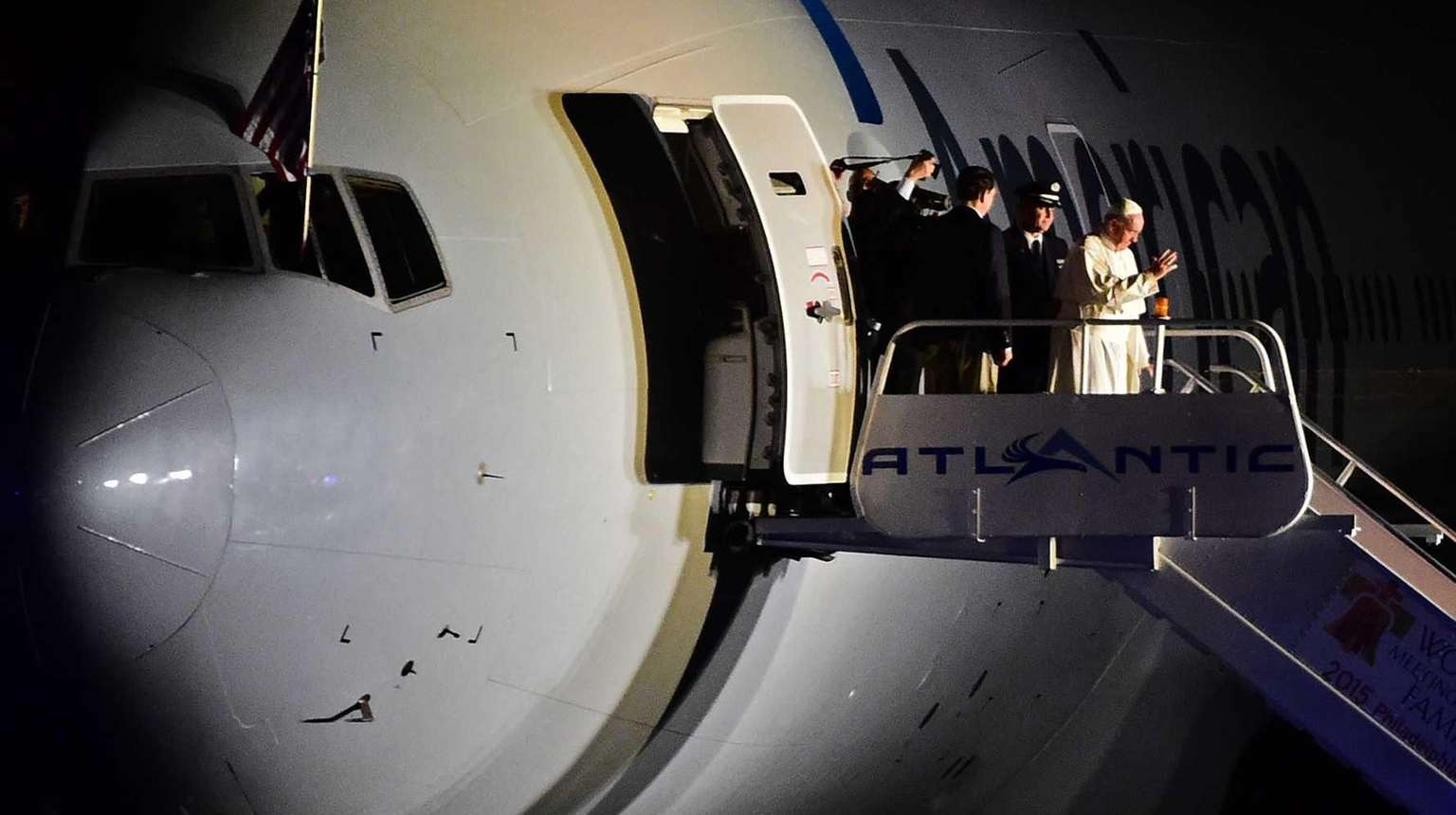 Pope's visit: A deep well of stories, photos and videos