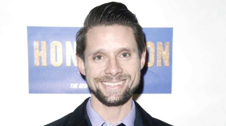 Danny Pintauro attends the opening night for