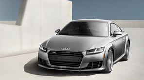 The 2016 Audi TT.