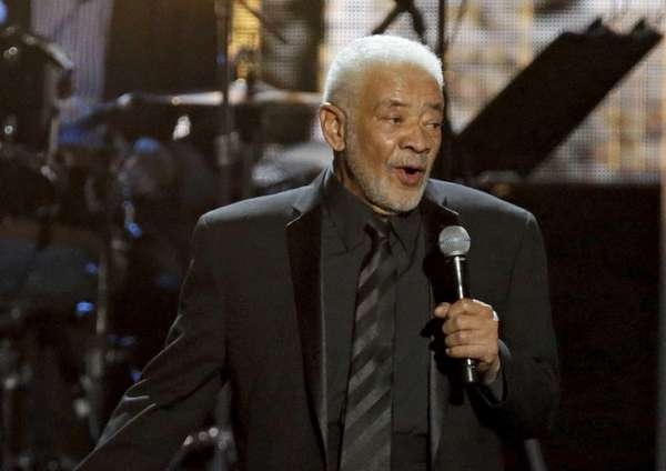 Bill Withers performs at the Rock and Roll