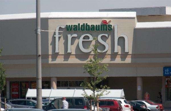 The Waldbaum's in Melville is pictured in this