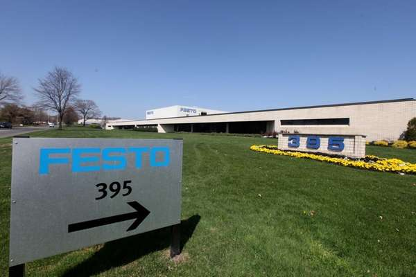 Festo Corp. plans to cut 75 jobs at