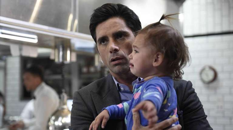 Jimmy (John Stamos) and Edie (Layla / Emelia