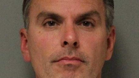 Mark Sidoti, 52, of Greenlawn, was arraigned Monday,