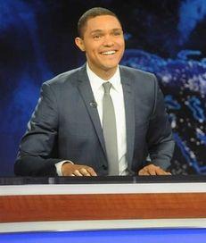 Trevor Noah hosts Comedy Central's