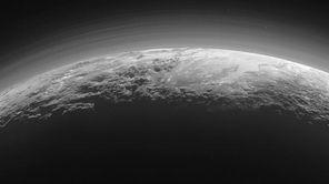 NASA's New Horizons spacecraft captured this image of
